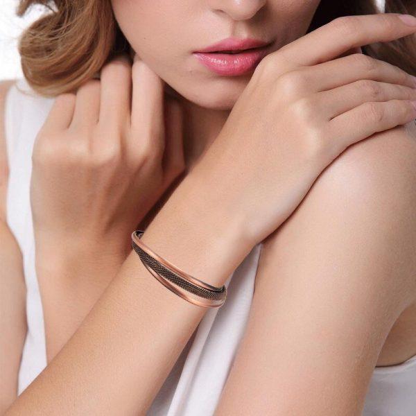 bracelets en cuivre