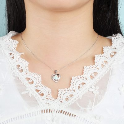 pendentifs & colliers romantiques